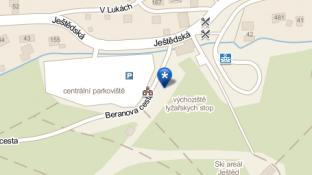 Navigace ke Snowkidz Liberec