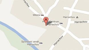 Navigace ke Snowkidz Harrachov